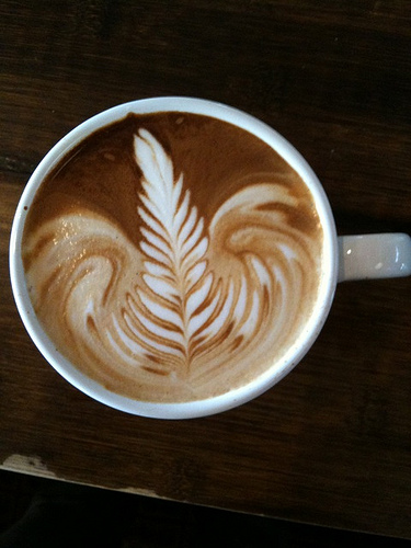 photo courtesy of one of my favorite nashville coffee shops, CREMA.